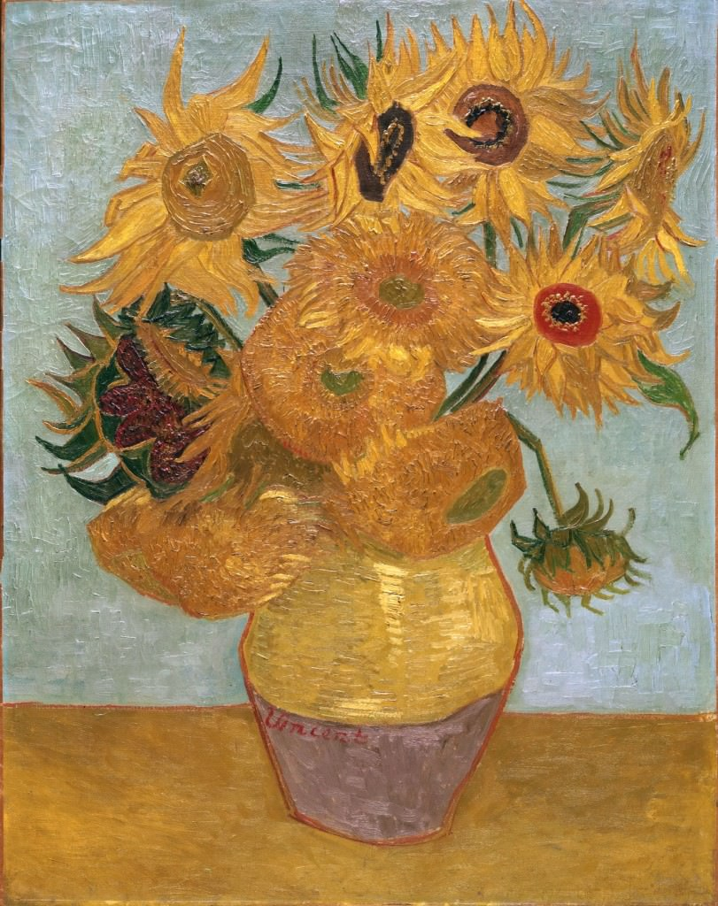 the life and incredible use of color and symbolism in the artworks of vincent van gogh